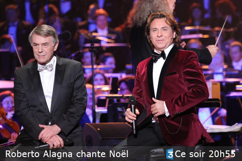 Roberto ALAGNA en DPA sur France TV