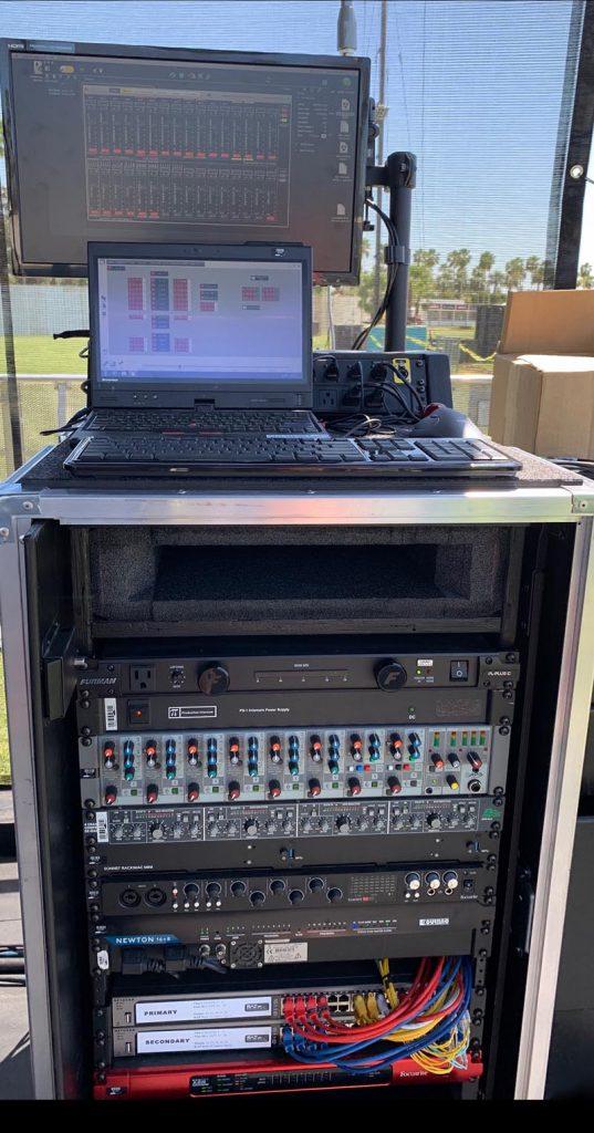 Setup Coachella Dave Rat Sound Audio2 Outline Newton